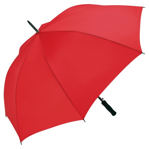 Automatik-Gästeschirm | Rot | hochwertige Markenschirme von Fare