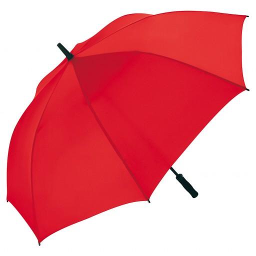 Fibermatic® XL Automatik-Gästeschirm | Rot | hochwertige Markenschirme von Fare