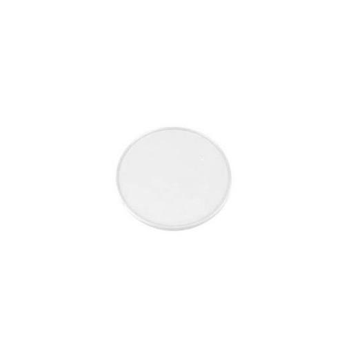1€-Einkaufswagenchip | Weiß