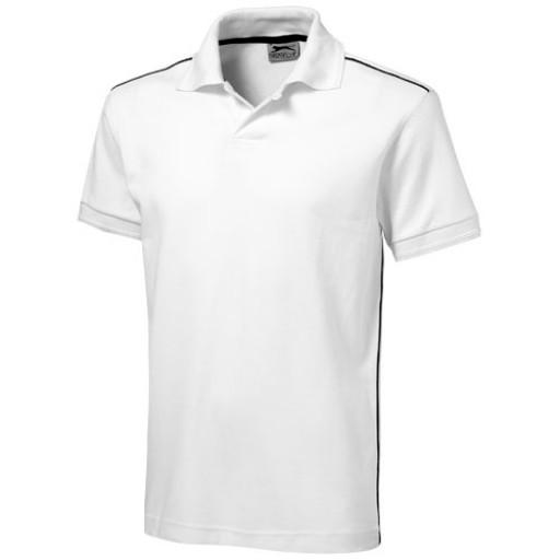 Backhand Poloshirt | Weiß | S