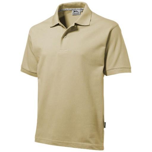 Forehand Poloshirt | Beige | S