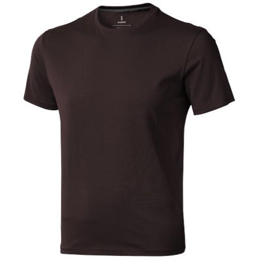 Nanaimo T Shirt | Braun | XS