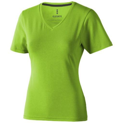 Kawartha Damen T Shirt | Grün | XS