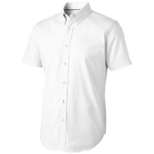 Manitoba Kurzarm Hemd | Weiß | XS