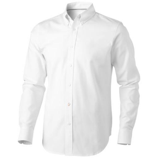 Vaillant Langarm Hemd | Weiß | XS