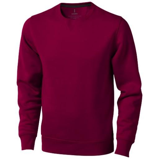 Surrey Sweater mit Rundhalsausschnitt | Rot | XS