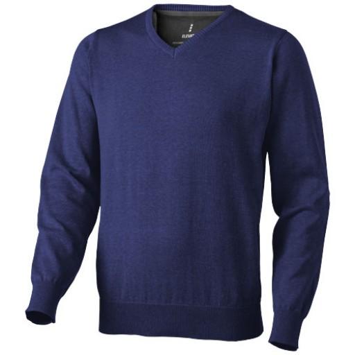 Spruce Pullover mit V Ausschnitt | Blau | XS