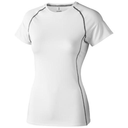 Kingston Damen T Shirt | Weiß | XS