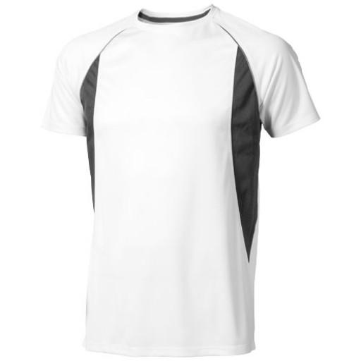 Quebec T Shirt | Weiß | XS