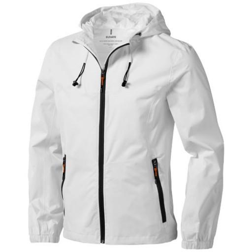 Labrador Jacke mit Kapuze | Weiß | XS
