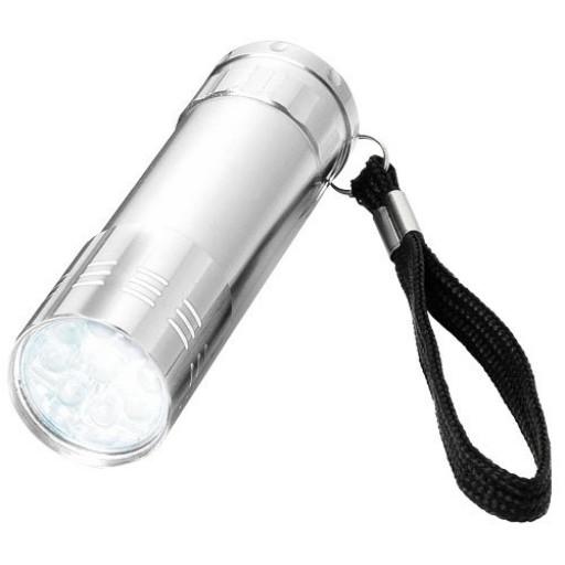Leonis Taschenlampe mit 9 LEDs