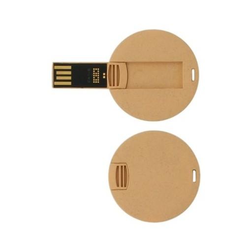 Recycling-USB-Karte KREIS