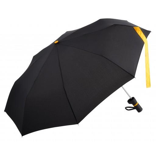 FARE®-Exzenter Mini-Taschenschirm | Gelb | hochwertige Markenschirme von Fare