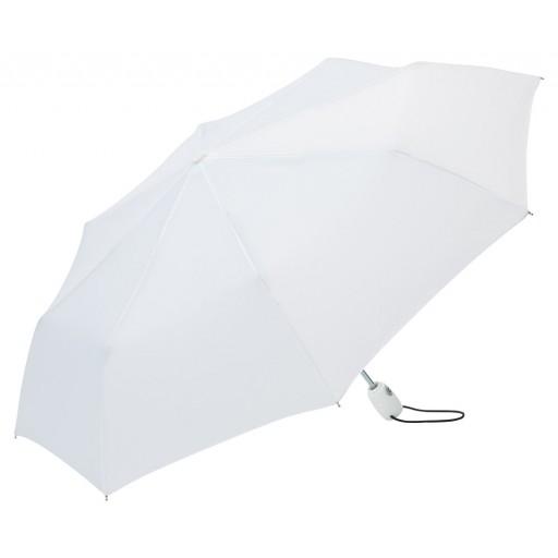 FARE®-AOC Mini-Taschenschirm | Weiß | hochwertige Markenschirme von Fare