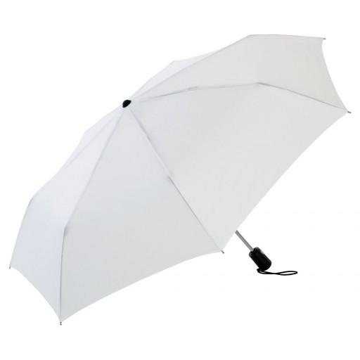 RainLite® Trimagic® Mini-Taschenschirm | Weiß | hochwertige Markenschirme von Fare