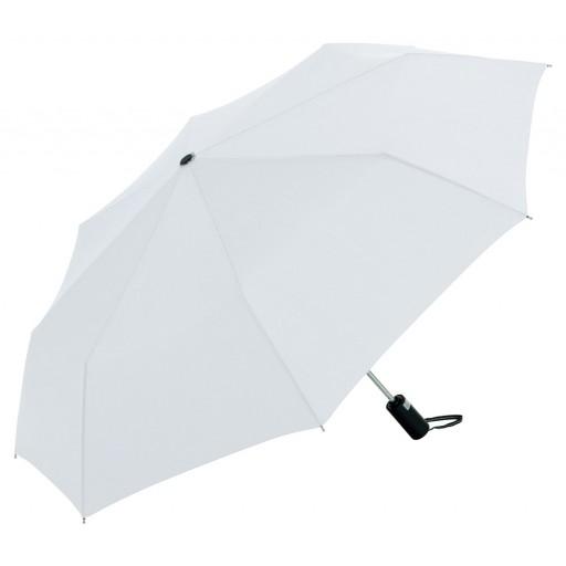 Trimagic® Safety Mini-Taschenschirm | Weiß | hochwertige Markenschirme von Fare