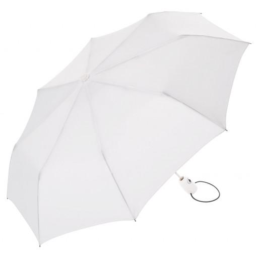 FARE®-AC Mini-Taschenschirm | Weiß | hochwertige Markenschirme von Fare