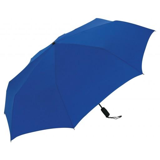 Jumbomagic® Windfighter® Gäste-Taschenschirm | Euroblau | hochwertige Markenschirme von Fare