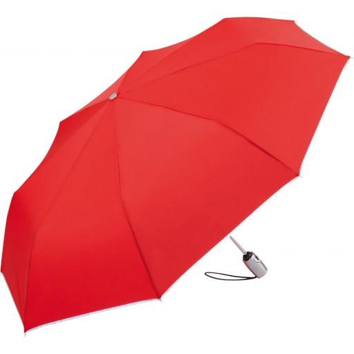 FARE®-AOC Oversize-Taschenschirm | Rot | hochwertige Markenschirme von Fare