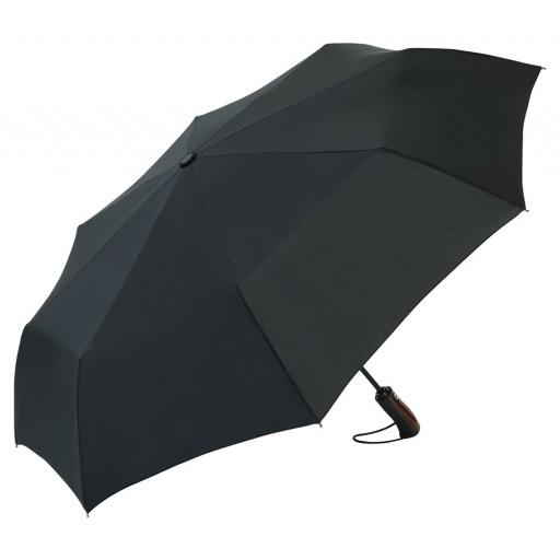 Stormmaster® Oversize-Taschenschirm | Schwarz | hochwertige Markenschirme von Fare