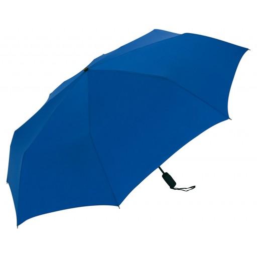 Magic Windfighter® Oversize-Taschenschirm | Euroblau | hochwertige Markenschirme von Fare