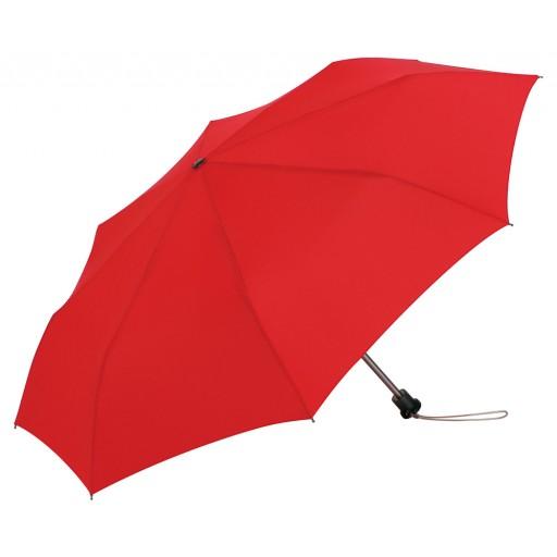 Mini Windfighter® Alu-Taschenschirm | Rot | hochwertige Markenschirme von Fare