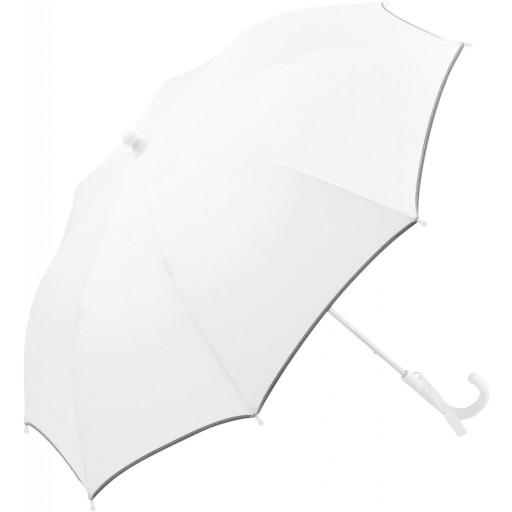 FARE®-Kids Sicherheitsschirm | Weiß | hochwertige Markenschirme von Fare