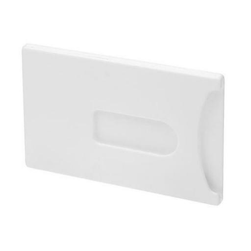 Kreditkarten-Tresor, starr | Weiß