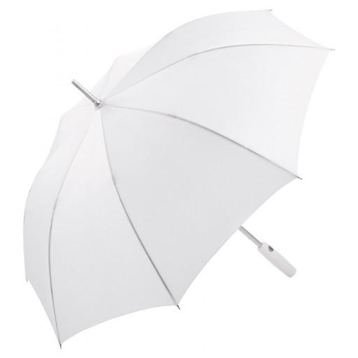 FARE®-AC Alu-Stockschirm | Weiß | hochwertige Markenschirme von Fare