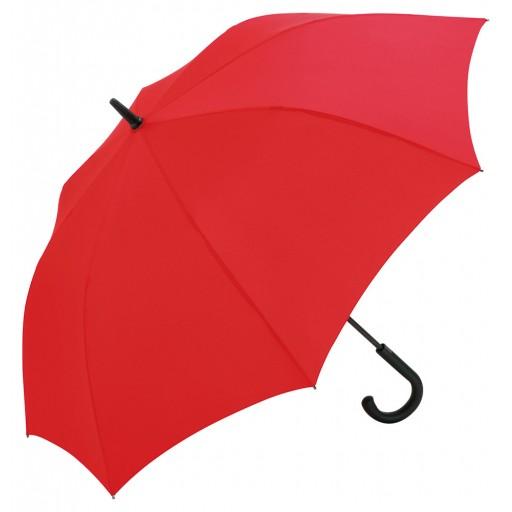 Windfighter® AC² Automatik-Fiberglas-Gästeschirm | Rot | hochwertige Markenschirme von Fare