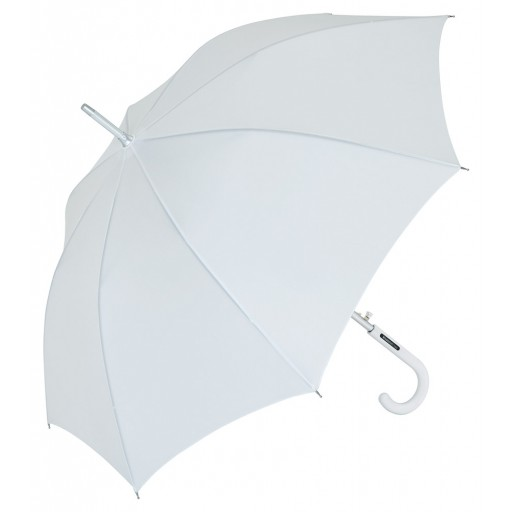 Windmatic® Color Alu-Stockschirm | Weiß | hochwertige Markenschirme von Fare