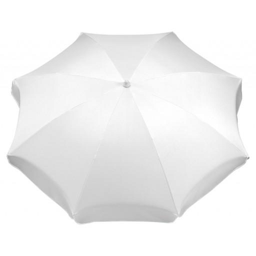 Sonnenschirm 200/8 *1 | Weiß | hochwertige Markenschirme von Fare