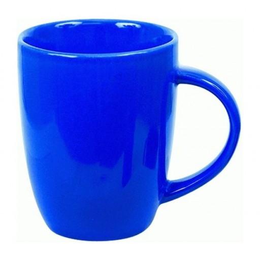 Tasse Helena, blau als Werbemittel