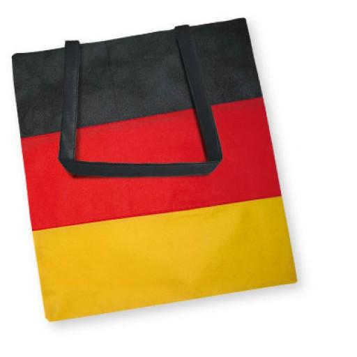 Deutschland-Flaggen-Tasche Luzern mit Ihrem Werbedruck