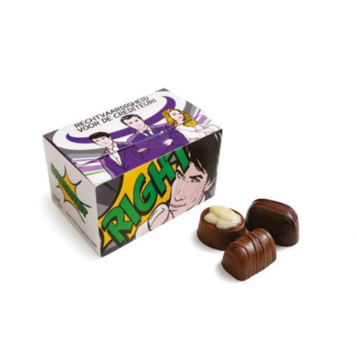 Box Schokolade Pralinen