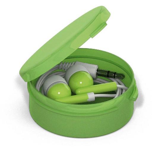 Stereo-Kopfhörer C-BOX | Grün