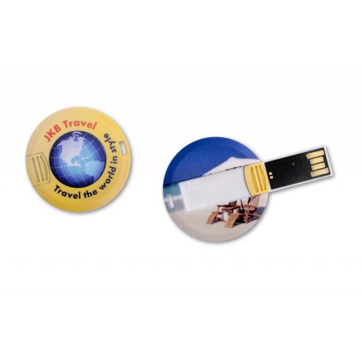 Express-USB-Karte Kreis | 2 GB