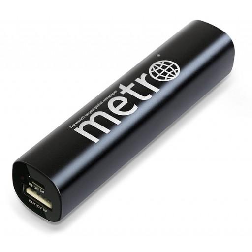 PowerStick Deluxe   2.200 mAh   Schwarz