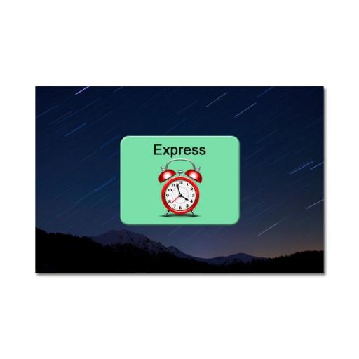 Express-Handycleaner 40 x 30 mm