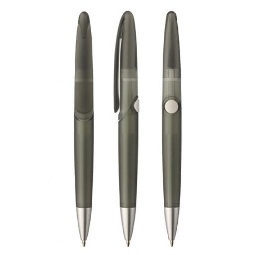 prodir DS7 PFS Push Kugelschreiber | Rauchfarben