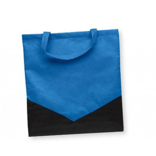 Werbetasche Espoo | Blau-Schwarz