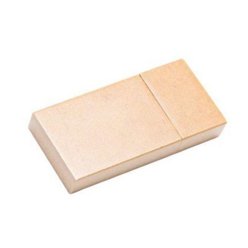 Recycling-Papier-USB Stick Square