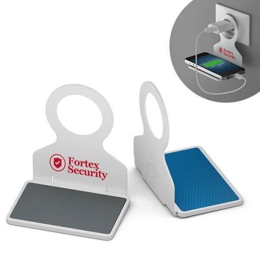 Smartphone Ladehelfer | Blau