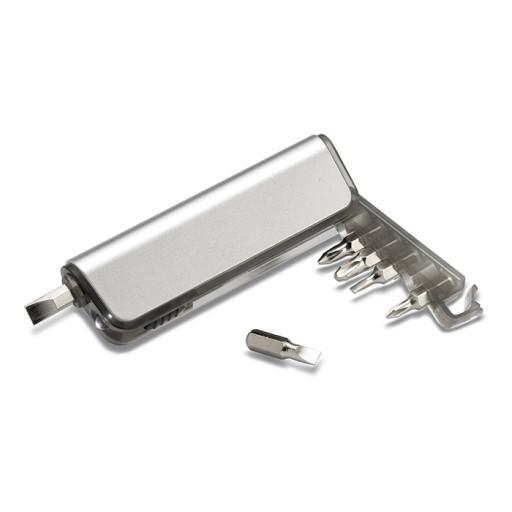 Taschenlampe mit Werkzeug ALUTOOL