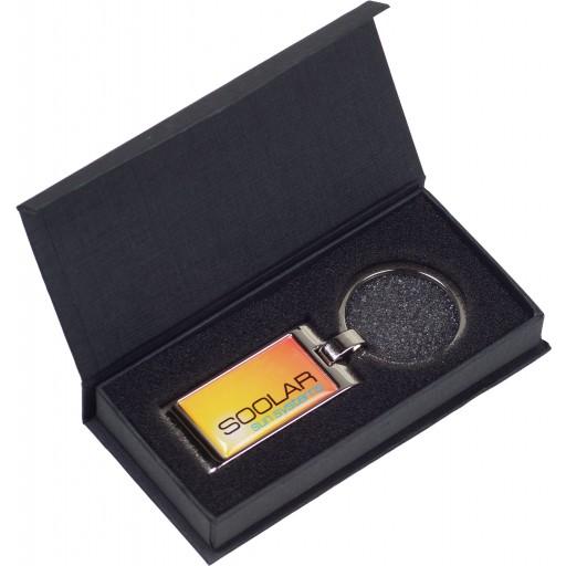Geschenkbox für Schlüsselanhänger