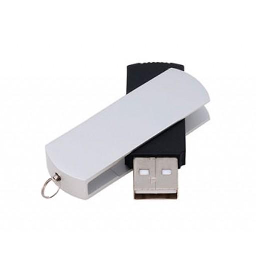 USB-Stick Logus Twist | Silber