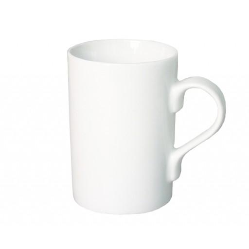 Fototasse Mac, weiß (Porzellan) als Werbemittel