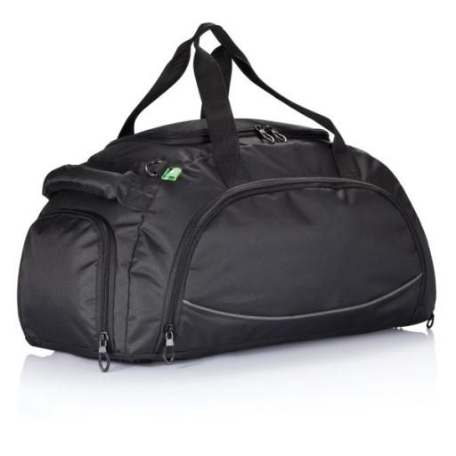 Sporttasche Florida PVC frei, schwarz
