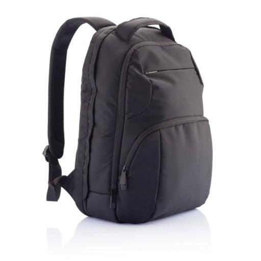 Universal Laptop Rucksack PVC frei, schwarz