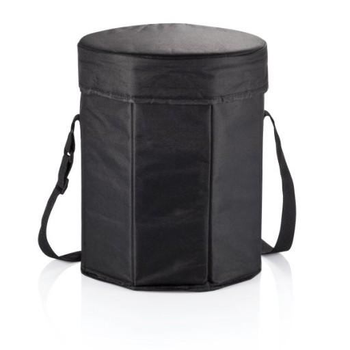 Kühlbox Sitz, schwarz
